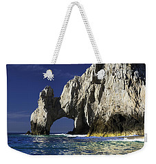 The Arch Cabo San Lucas Weekender Tote Bag by Sebastian Musial