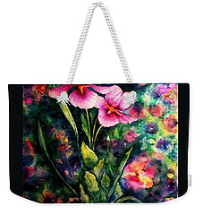 The Aroma Of Grace Weekender Tote Bag