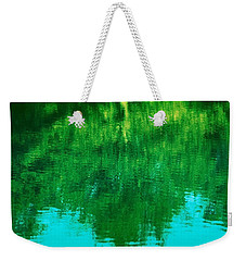 Weekender Tote Bag featuring the photograph Art Of Nature by Kellice Swaggerty