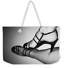 The Art Of Stilettos Weekender Tote Bag
