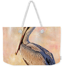 Birds - The Artful Pelican Weekender Tote Bag