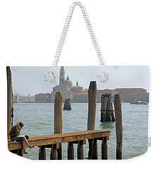 The Artist Weekender Tote Bag by Ron Harpham