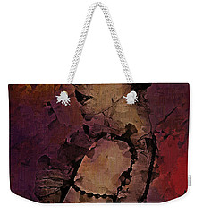 The Attrition Of Nothing  Weekender Tote Bag by Galen Valle