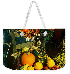The Autumn Chair Weekender Tote Bag
