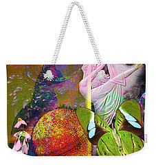 Solar Self Weekender Tote Bag by Joseph Mosley