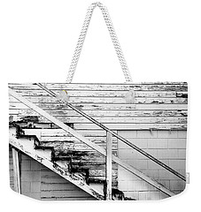 The Back Stairs Weekender Tote Bag