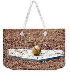 The Ball Of Field Of Dreams Weekender Tote Bag