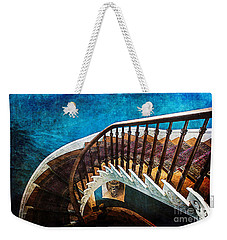 The Banister Weekender Tote Bag