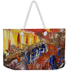 The Barber's Shop - 2 Weekender Tote Bag