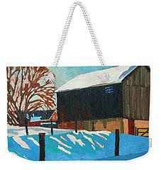 The Barnyard Weekender Tote Bag