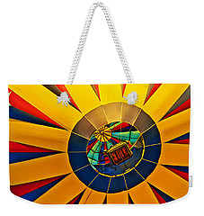 Basket Weekender Tote Bag