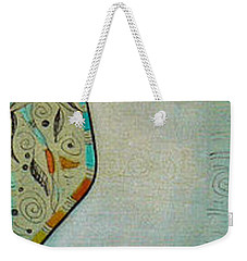 The Bath Weekender Tote Bag
