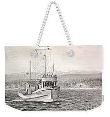 The Bcp 45 Weekender Tote Bag