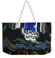 The Beacon Hotel Weekender Tote Bag