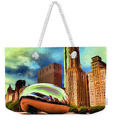 The Bean - 20 Weekender Tote Bag