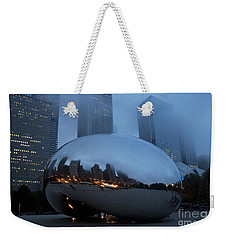The Bean And Fog Weekender Tote Bag