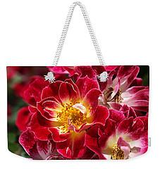 The Beauty Of Carpet Roses  Weekender Tote Bag