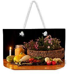 The Beauty Of Fall Weekender Tote Bag