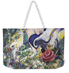 The Beauty Of Form Weekender Tote Bag