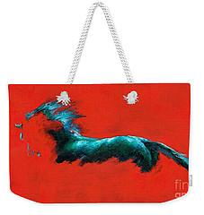 The Beginning Of Life Weekender Tote Bag