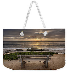 The Bench IIi Weekender Tote Bag