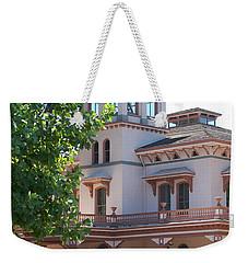 The Bidwell Mansion Weekender Tote Bag