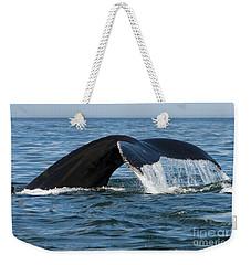The Big Blue In The Bigger Blues... Weekender Tote Bag