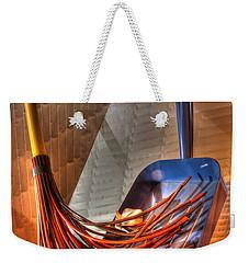 The Big Sweep Weekender Tote Bag