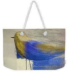 The Bird - J100124164-c21 Weekender Tote Bag