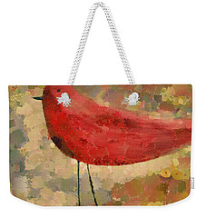 The Bird - K04d Weekender Tote Bag