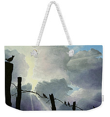 The Birds - Make A Joyful Noise Weekender Tote Bag