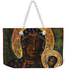 The Black Madonna Weekender Tote Bag