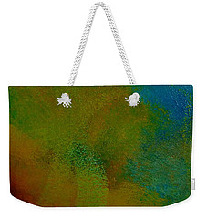 The Blend Weekender Tote Bag by Lisa Kaiser