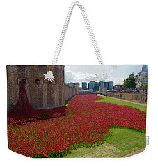 The Bloody Tower Weekender Tote Bag