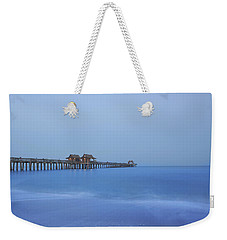 The Blue Hour Weekender Tote Bag