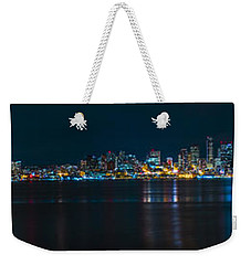 The Blue Monster Weekender Tote Bag