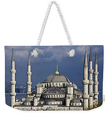 The Blue Mosque In Istanbul Weekender Tote Bag
