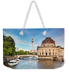 The Bode Museum Berlin Germany Weekender Tote Bag