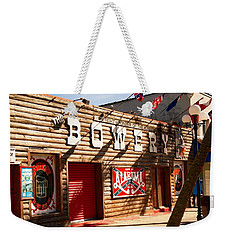 The Bowery Myrtle Beach Weekender Tote Bag