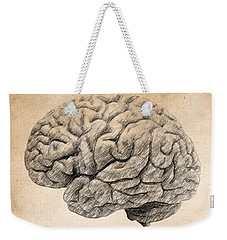 The Brain Is Wider Than The Sky Weekender Tote Bag