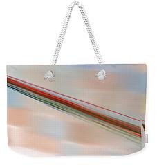 The Break Weekender Tote Bag by Victoria Harrington
