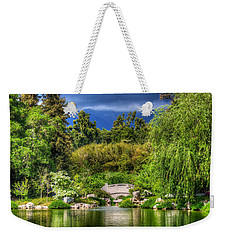 The Bridge 12 Weekender Tote Bag