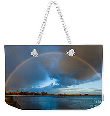 The Bridge Across Forever Weekender Tote Bag