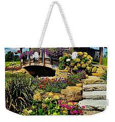 The Bridge  Weekender Tote Bag by Daniel Thompson