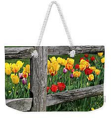 The Brighter Side Weekender Tote Bag