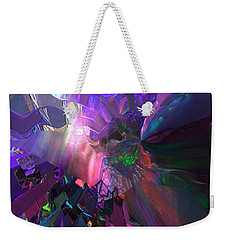 The Brighter Side Weekender Tote Bag
