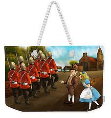 The British Soldiers Weekender Tote Bag