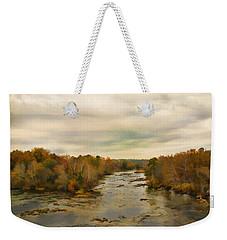The Broad River Weekender Tote Bag