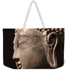 The Buddha 2 Weekender Tote Bag by Lynn Sprowl