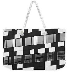 The Buildilng Weekender Tote Bag by Victoria Harrington